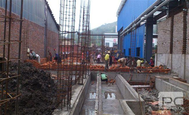黄石坤海实业厂房建设项目